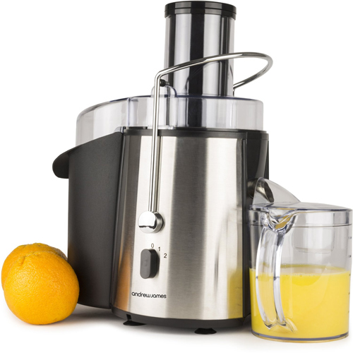 Andrew James Professional Masticating Slow Juicer : Andrew James Professional Whole Fruit Power Juicer Review - Juicer ReviewJuicer Review