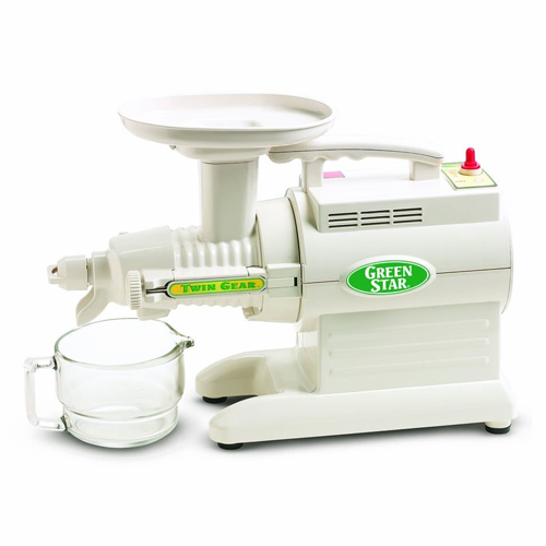Green Star Gs1000 Twin Gear Juicer Review Juicer